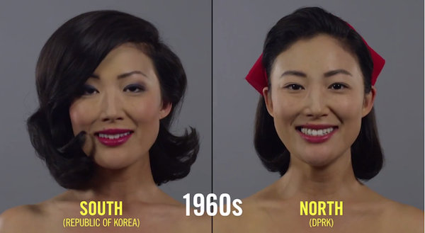 the changes in feminine beauty standards in america The society's perception of ideal beauty standards is probably one of the  the  top 200 advertisers in the united states spent a record $1378  female body- shape in print advertisements an the increase in  save changes.