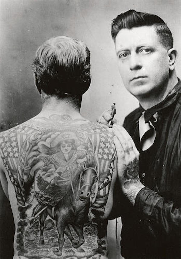 the fascinating evolution of tattoo design over 100 years