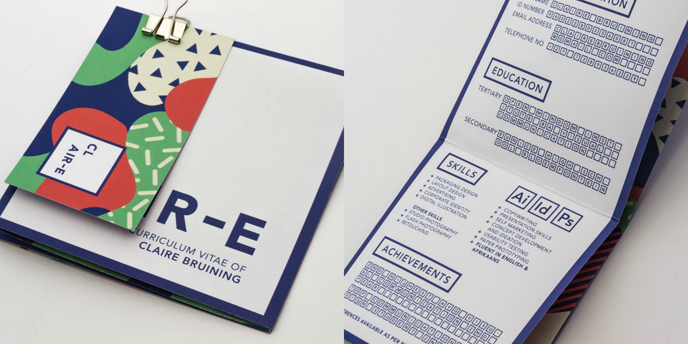 10 Creative And Eye-Catching Résumés That Are Practically Impossible To Ignore