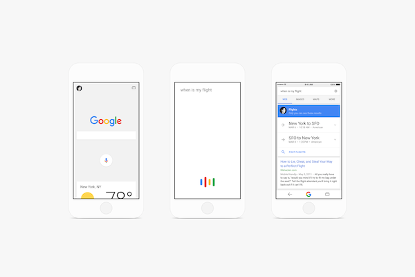 Design Studio Unveils The Process Behind Building Google's ...
