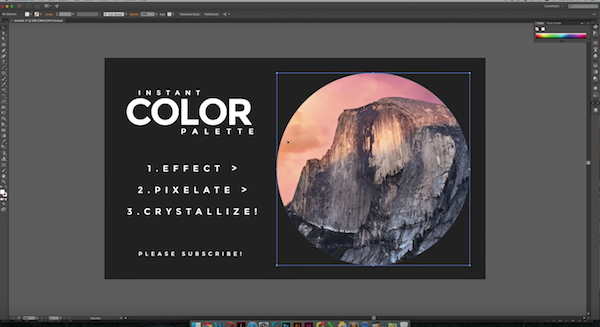 Watch: How To Create An Instant Color Palette From A Picture In Under 20 Seconds