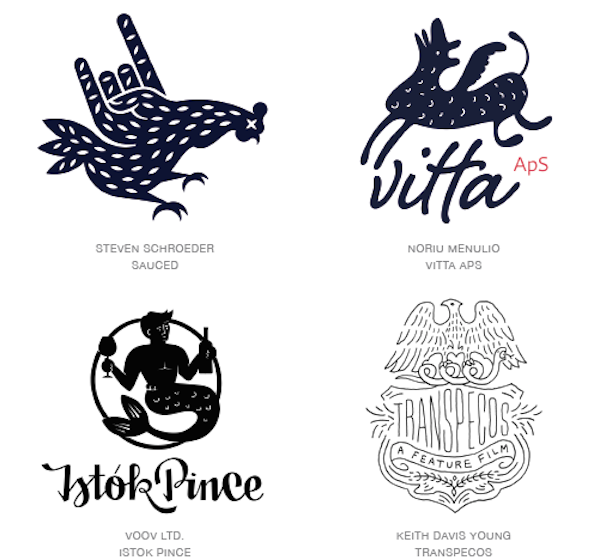The Biggest Trends And Influences Of Logo Design in 2015