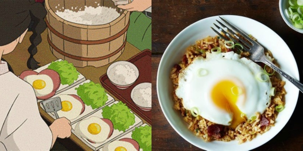 How To Recreate The Mouth-Watering Dishes Found In Hayao Miyazaki's Films