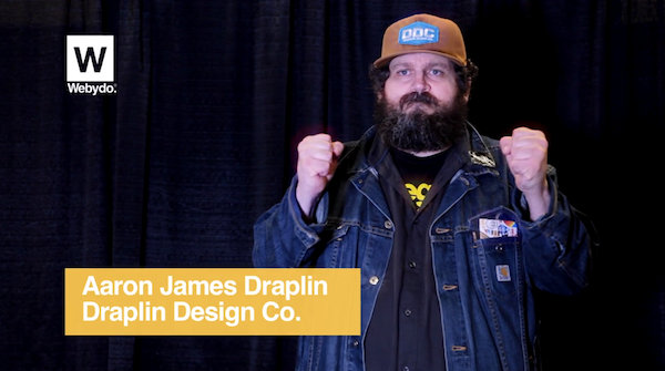 designer aaron draplin on design favorite designers inspiration sources more. Black Bedroom Furniture Sets. Home Design Ideas