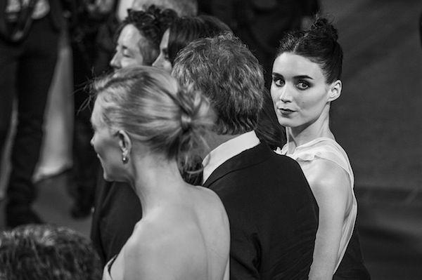 Stunning Black And White Photos Of Celebrities At The Cannes Festival 2015 DesignTAXIcom