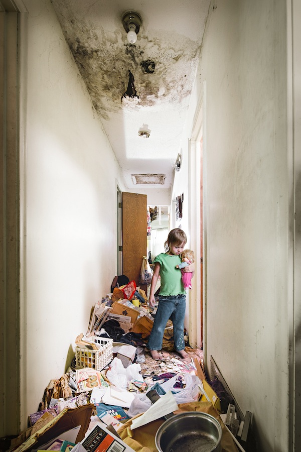 Compelling Photos Show What It S Like For Children To Live
