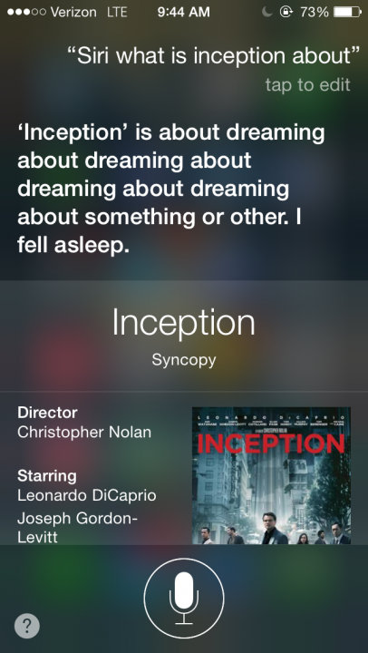 A Series Of Questions You Can Ask Siri For Brutally Honest