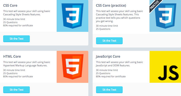 How Well Will You Fare On These Tests? - DesignTAXI com
