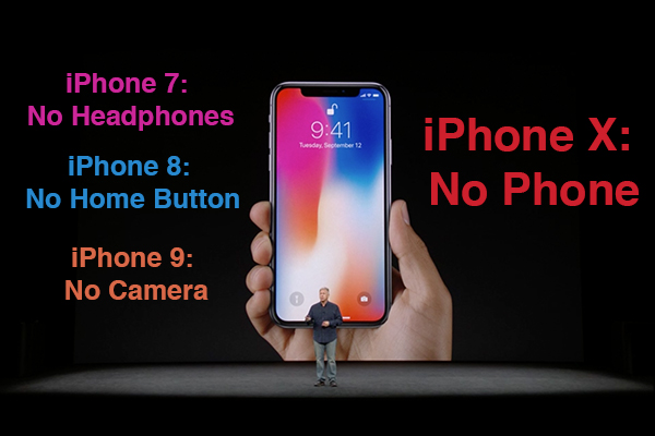 Funny But Relatable Twitter Responses To iPhone X's US$999