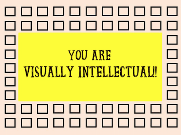 A Fun Little Quiz That Will Test Your Visual Intelligence