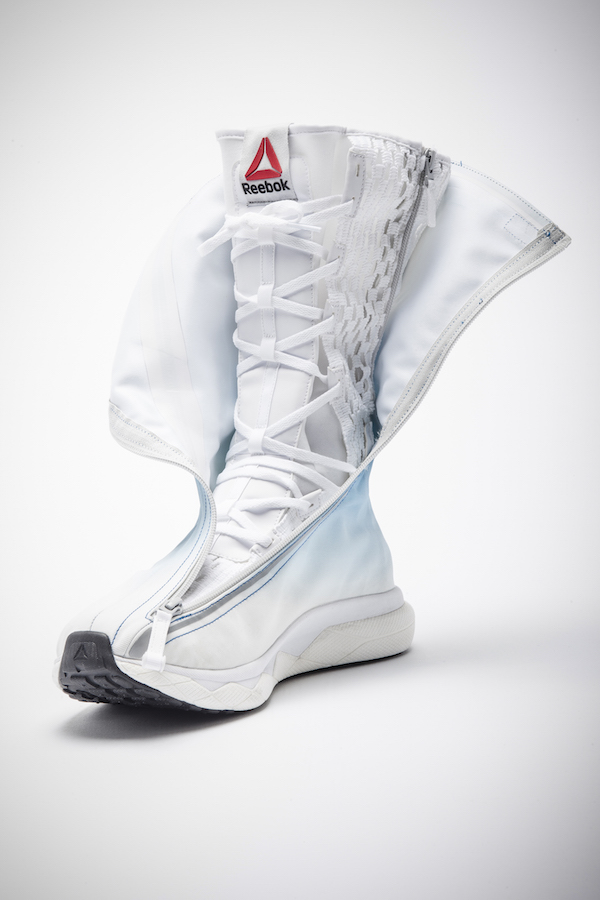 8558380a0227d9 Reebok s Newest Shoe Is A Real Astronaut Space Boot - DesignTAXI.com