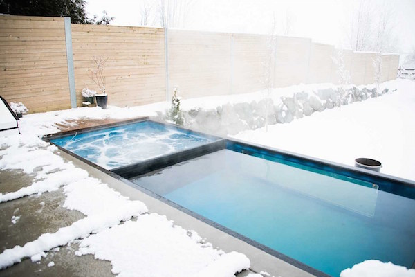 Innovative Swimming Pools Made Out Of Shipping Containers