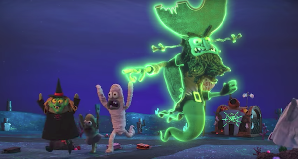 Watch: SpongeBob To Air First-Ever Stop-Motion Episode This ...