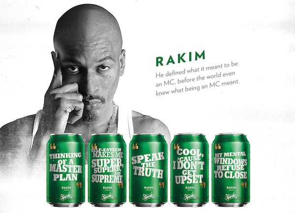 Sprite Launches Limited Edition Cans Inspired By Hip Hop S