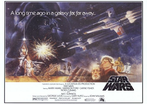 The Intriguing Evolution Of Typography In 'Star Wars