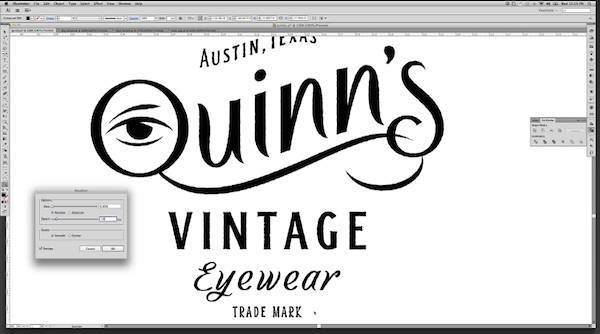 Learn How To Create Custom Vintage Type For Logo Design In This ...