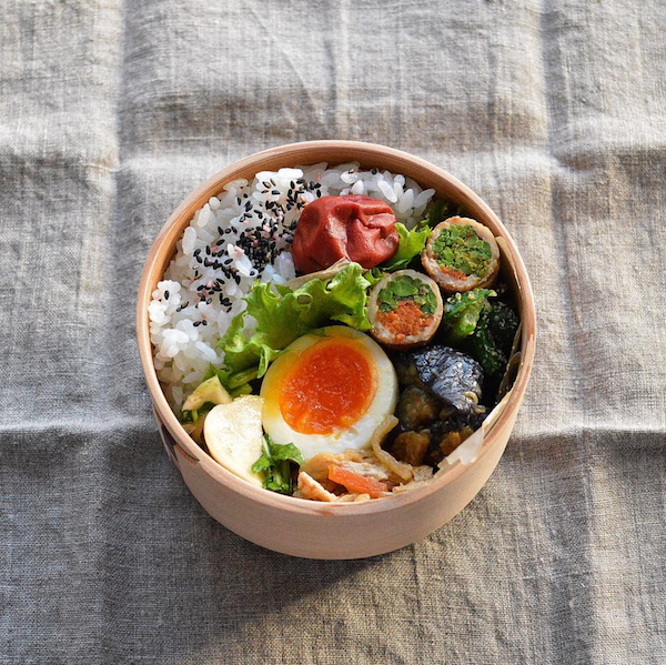 An Instagram Account Of Daily Bento Lunches Perfect For The Vegetarian On The Go - DesignTAXI.com
