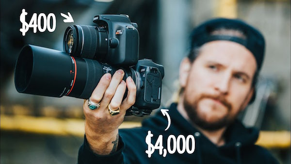 Pro Photographer Tries To Differentiate Photos Taken From $400 VS $4,000 Cameras