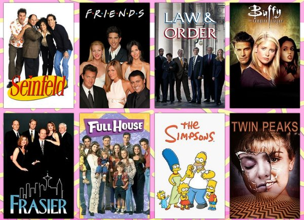 You Can Now Download Your Favorite Typefaces From Iconic TV Shows Of The 90s