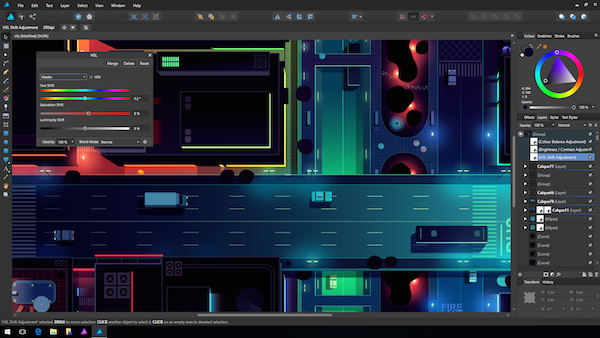 Leading Graphic Design App Affinity Designer Has Finally