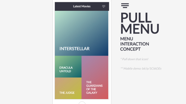 Incredibly Cool Examples Of User Interface Animations To Take A Swipe From