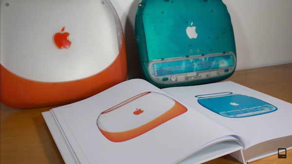 Watch images from 300 apple book side by side with its for Apple book 300