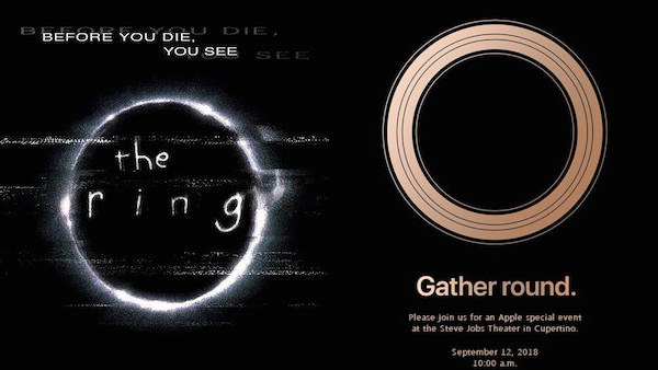 internet responds comically to apple s september 2018 event invite