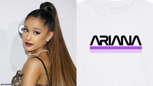 Ariana Grande's NASA-Themed Collection Is Worth '7 Rings' Plus Saturn's