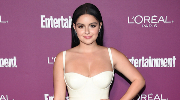 Ariel Winter Of 'Modern Family' Oozes Confidence In Unretouched Magazine Shoot