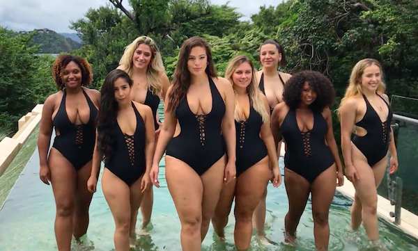 Model Ashley Graham Launches Swimsuit Line For Women Of All