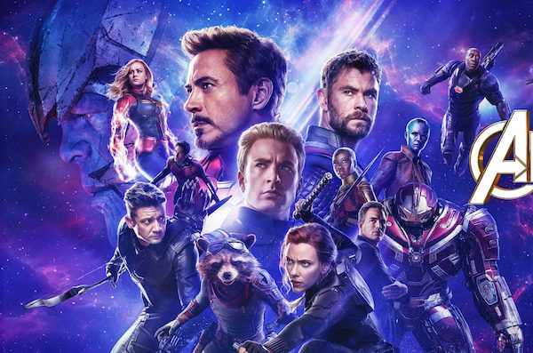 'Avengers: Endgame' Poster Imagined Without CGI Makes Thanos Look 'Evitable' - DesignTAXI.com