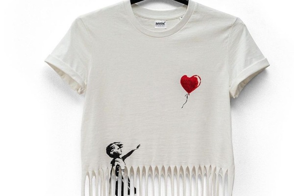 Banksy Opens Online Store But You Have To Answer One Question To Buy The Merch