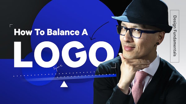 Watch: How To Balance Your Logo Design In This Three-Minute Video Tutorial