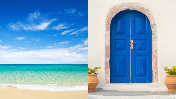 Mind Boggling Beach Or Door Optical Illusion Photo Confounds The Internet