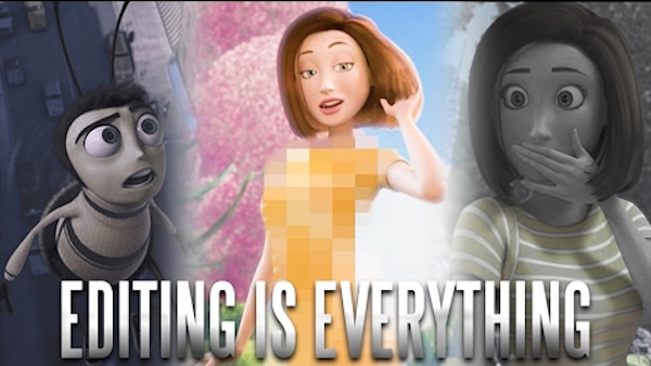 Dani Venen Of YouTube Channel Editing Is Everything Has Taken Bee Movie And Very Amusingly Transformed It Into Seven Different Genres Disaster Drama