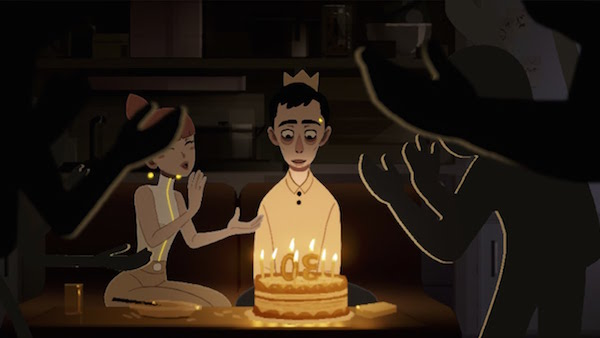 Award-Winning Short Animation Could Give 'Black Mirror' A Run For Its Money - DesignTAXI.com