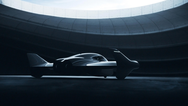 Porsche & Boeing Are Designing A Fully-Electric Luxury Flying Car