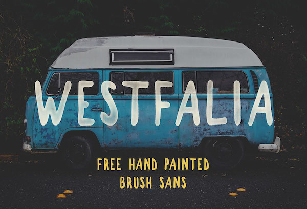 Free Bold Typefaces That Instantly Draw Attention To Your Project's Message