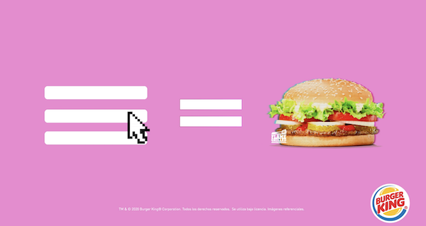 Burger King Is Exchanging Free Whoppers For 'Hamburger' Menu Sightings