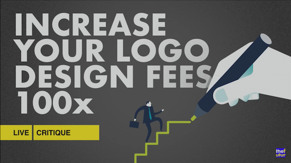 Watch: How To Go From Charging $25 For Your Logo Design To $2,500