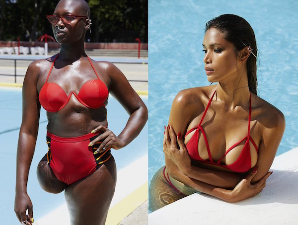 9f5ead55b9f Chromat s Bold And Inclusive Summer Swimwear Campaign Is Rewriting ...