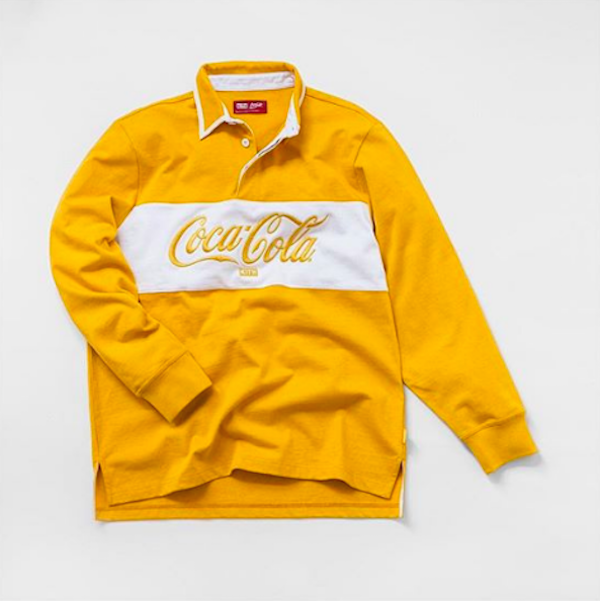 6c011b49 Coca-Cola and Kith reunite for their 2018 summer collaboration that sees  the famous beverage brand take on the latter's apparels and Chuck Taylor  shoes.