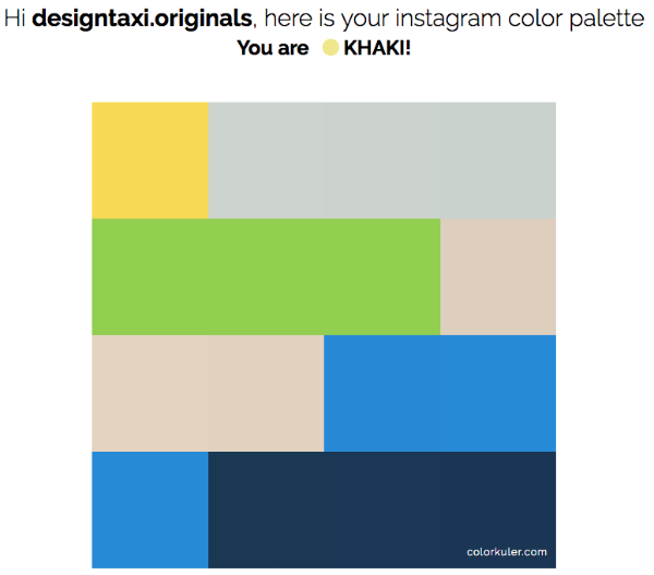 Fun Tool Unveils Your Personal Color Palette Based On Your