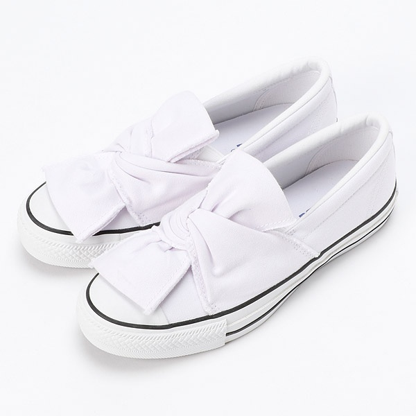 e0415b33c1a1 Converse s  All Star Ribbon  Sneakers Are Knot Your Average Kicks ...