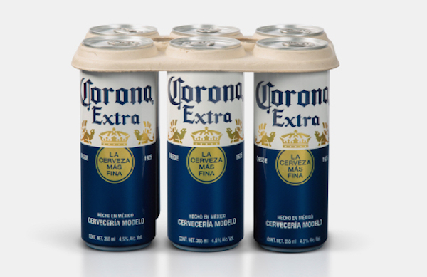 After Carlsberg, Corona Is Now Launching Plastic-Free 6-Pack Rings
