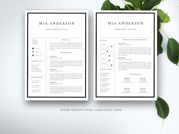 Creative Résumé Templates That You May Find Hard To Believe Are Microsoft Word