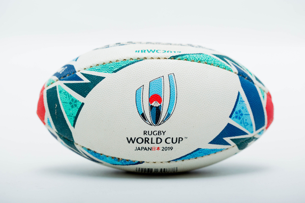 Futurebrand Designs Identity For Rugby World Cup With Mount Fuji-Inspired Motif