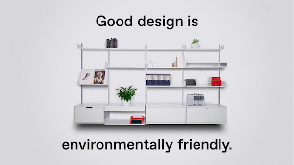 Watch Dieter Rams' 10 Principles Of Good Design Visualized With His Creations