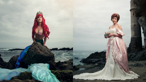 Photo Shoot Imagines What Disney Princesses Would Look Like