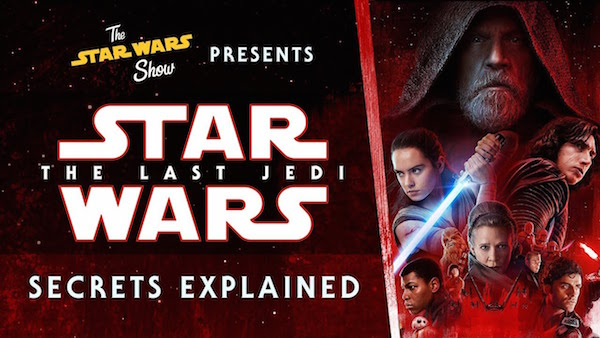 Disney Reveals Biggest Secrets You Might've Missed In 'Star Wars: The Last Jedi'